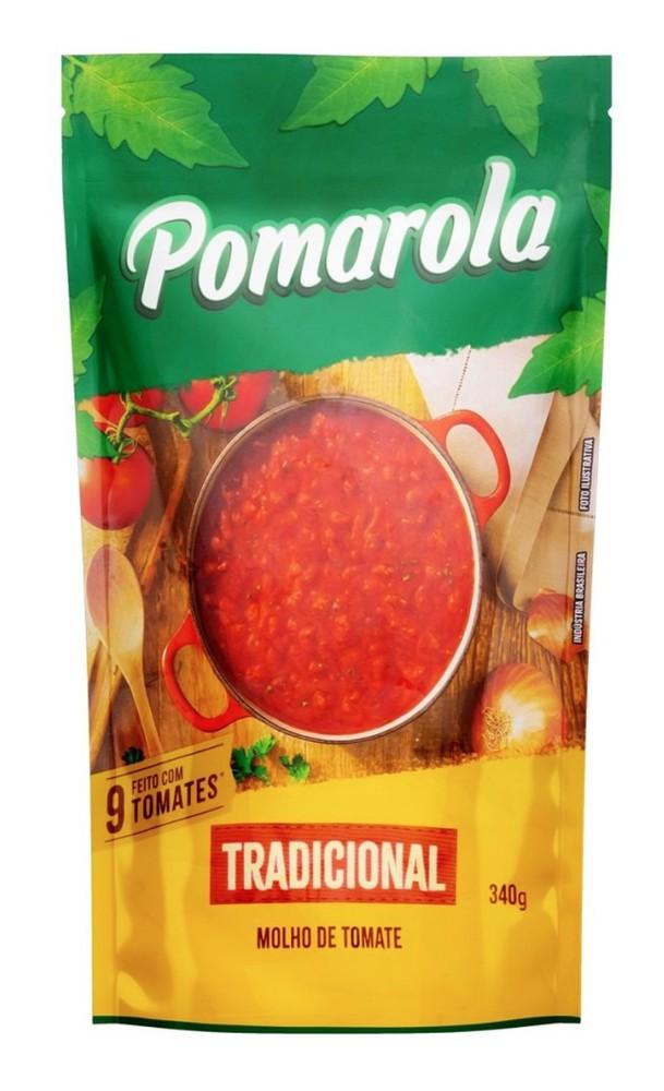 Molho de tomate tradicional 340g