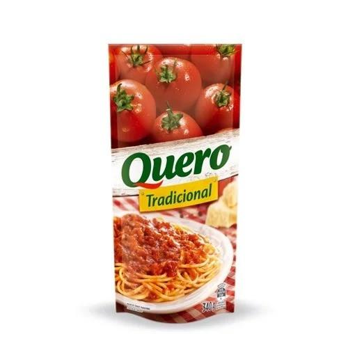 Molho de tomate tradicional