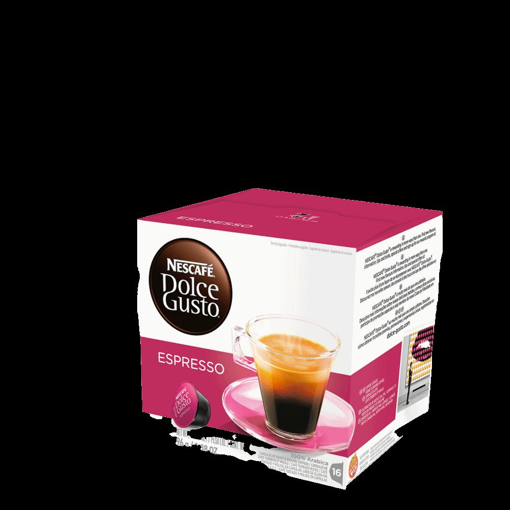 Café Espresso em Cápsula