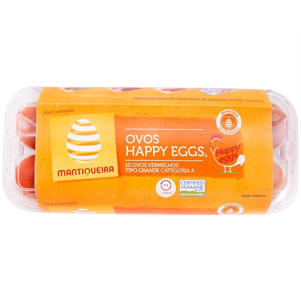 Ovo vermelho Happy Eggs