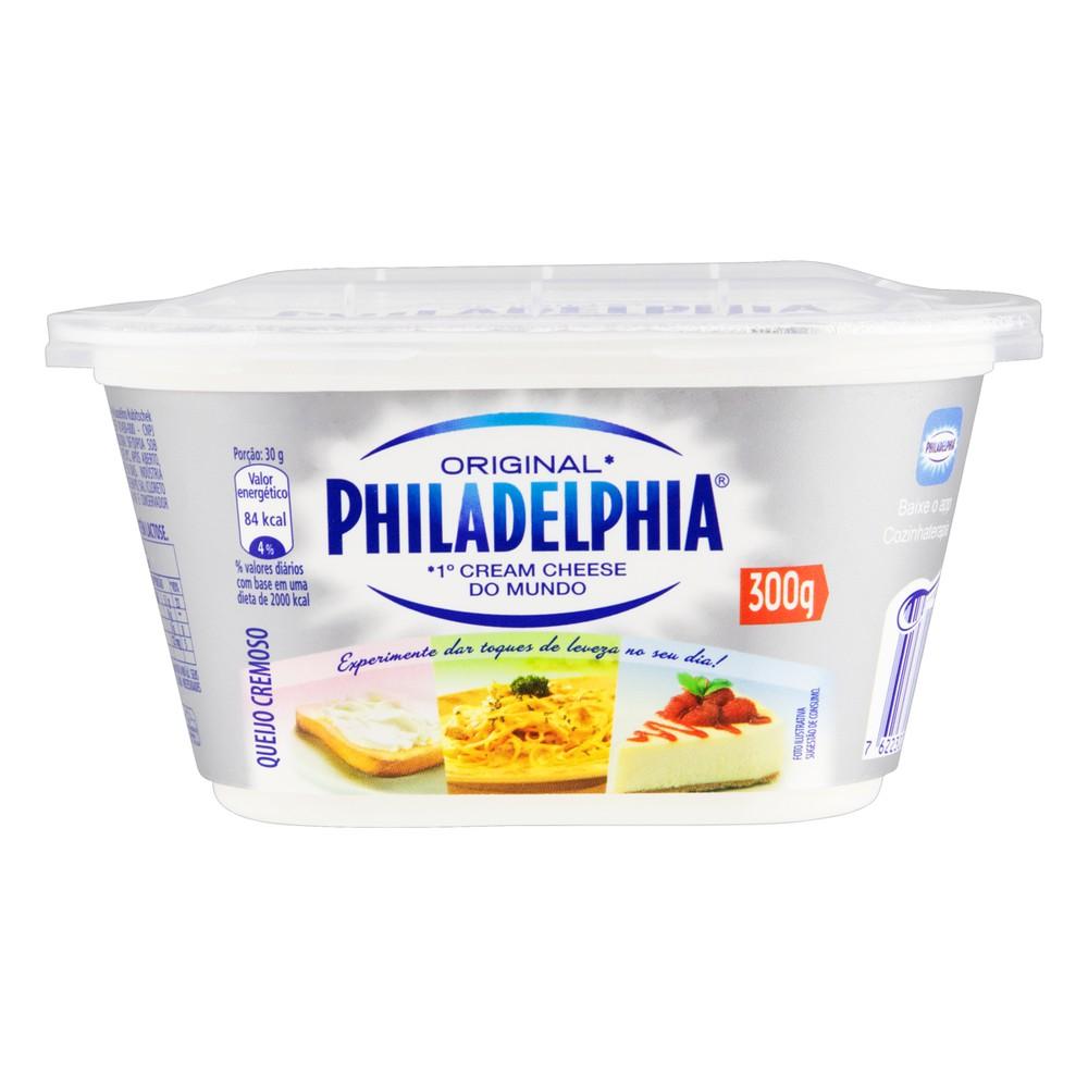 Cream cheese em pasta