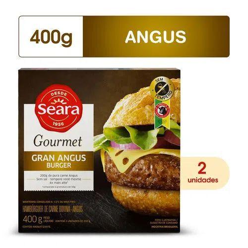 Gran angus burger