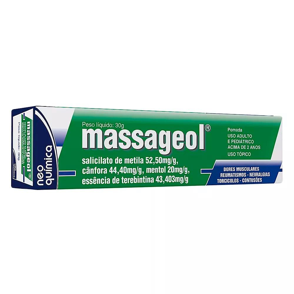 Pomada massageol
