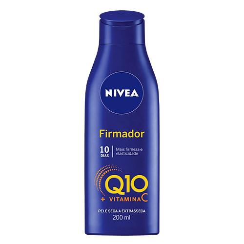 Hidratante firmador Q10 + vitamina c pele seca