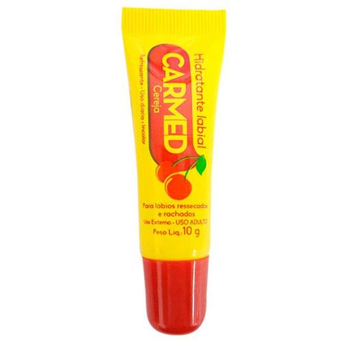 Protetor labial carmed cereja
