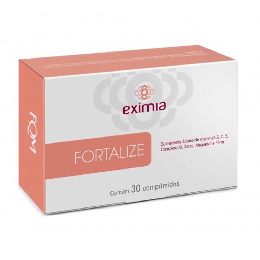Suplemento vitamínico Exímia fortalize