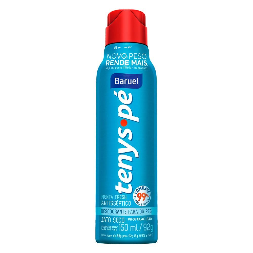 Desodorante aerosol action jato seco