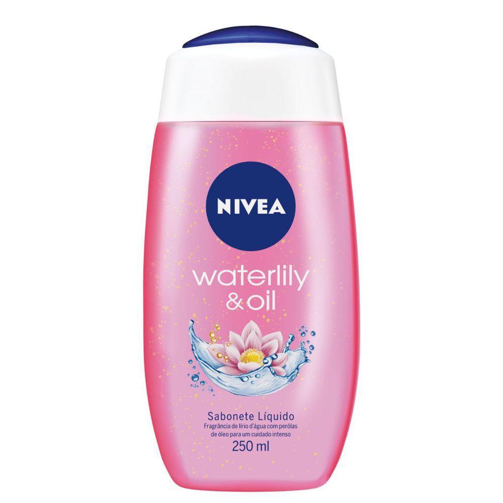 Sabonete líquido waterlily & oil
