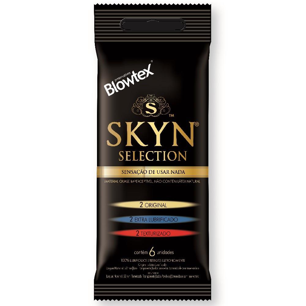 Preservativo Skyn Selection