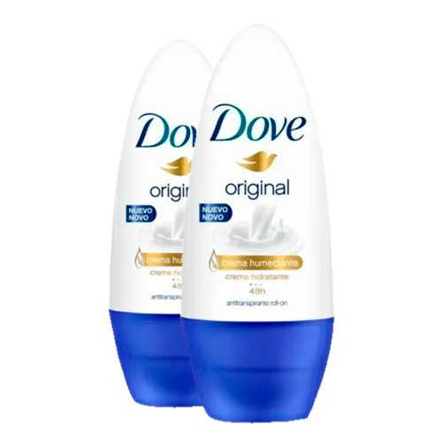 Kit de desodorante roll-on original