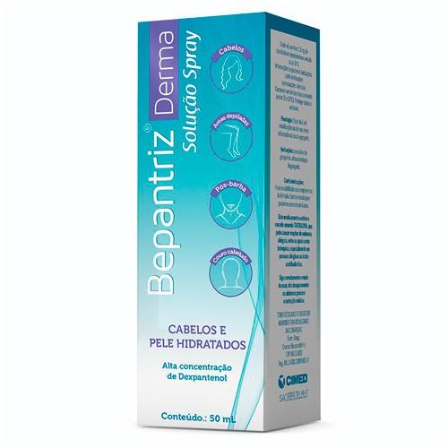 Spray hidratante Bepantriz derma