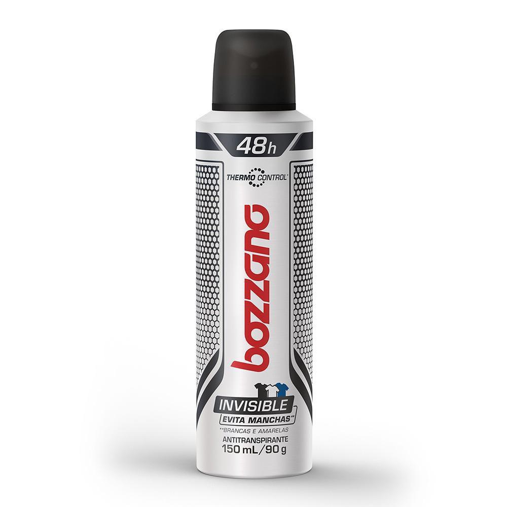 Desodorante aerosol thermo control invisible