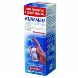 Spray antisséptico Kuramed
