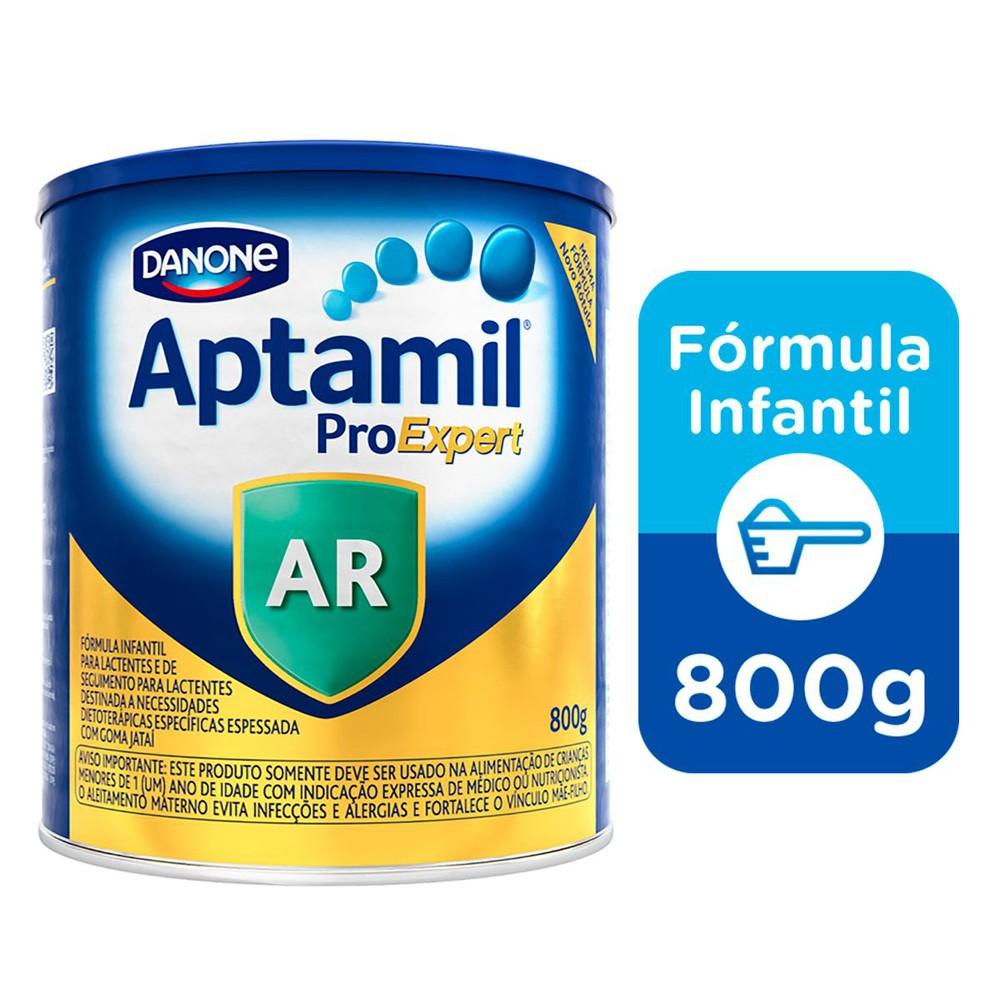 Fórmula infantil Aptamil AR