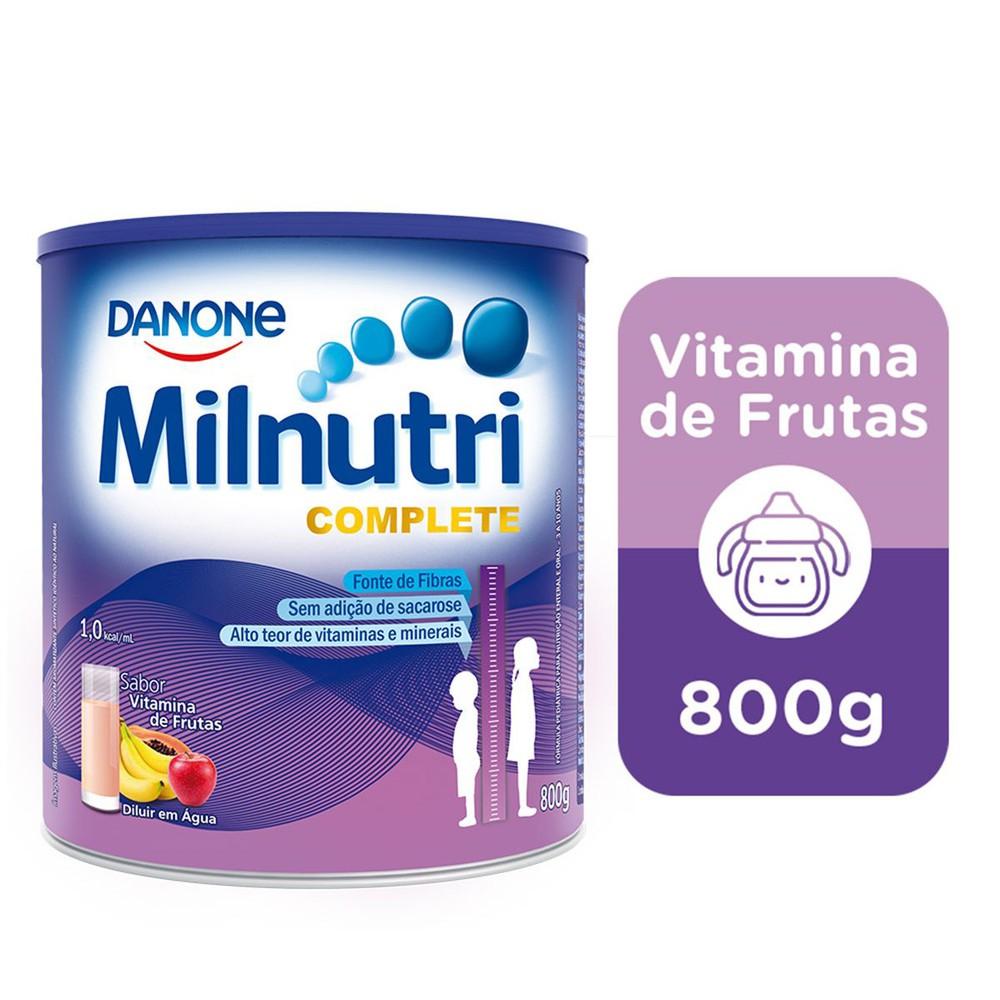 Complemento alimentar Complete vitamina de frutas
