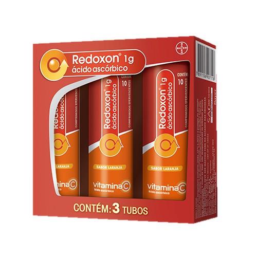 Redoxon 1g sabor laranja