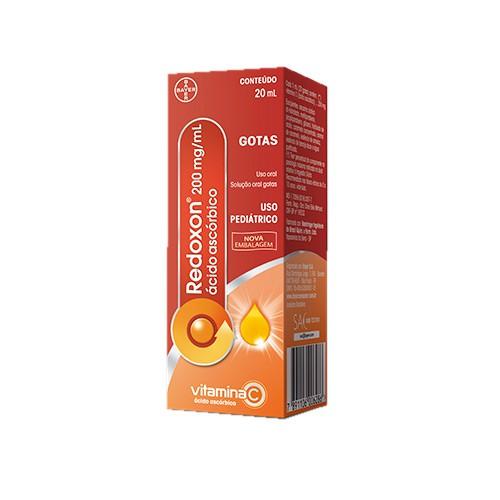 Suplemento de vitamina C Redoxon 200mg