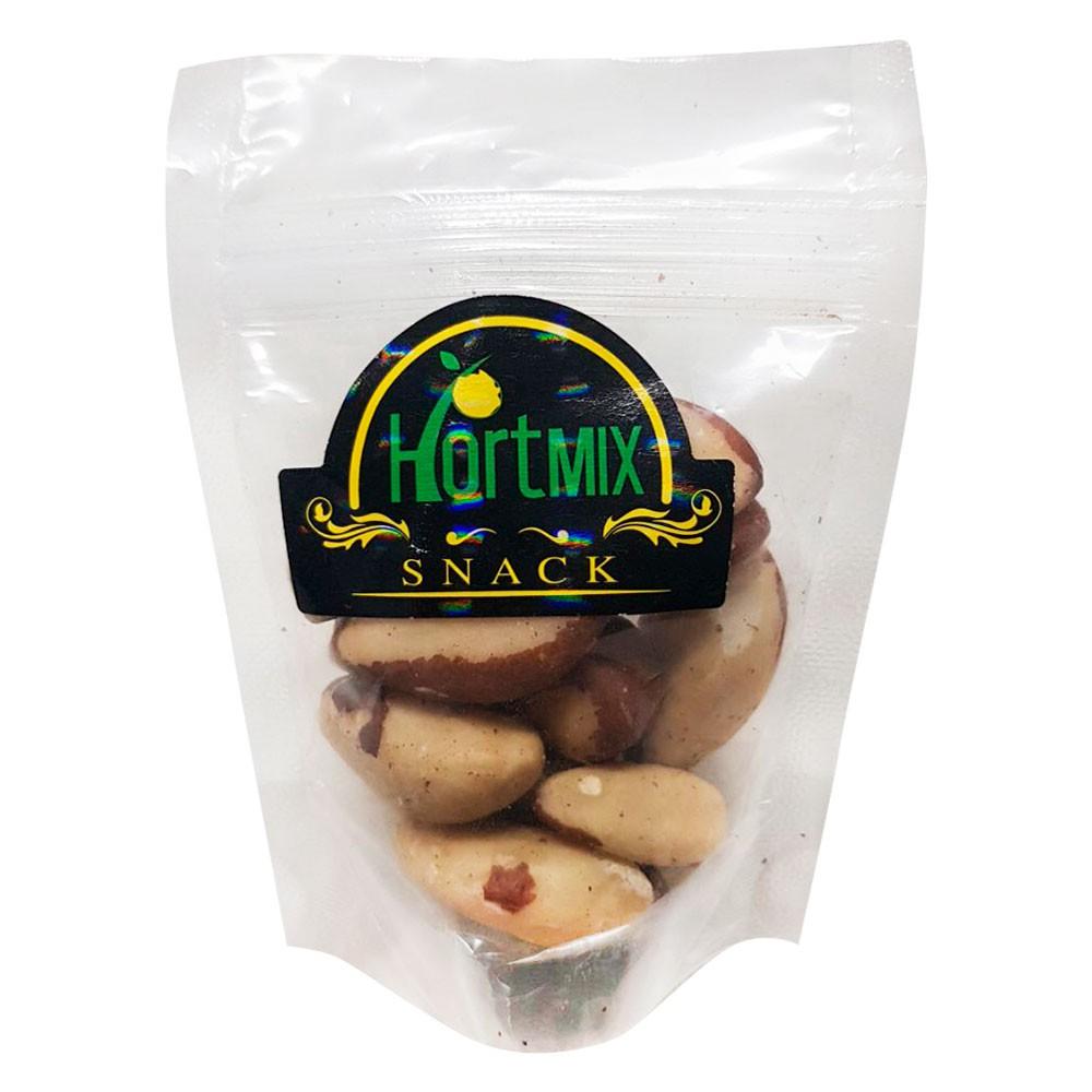 Snack Castanha do Pará Hortmix 40g