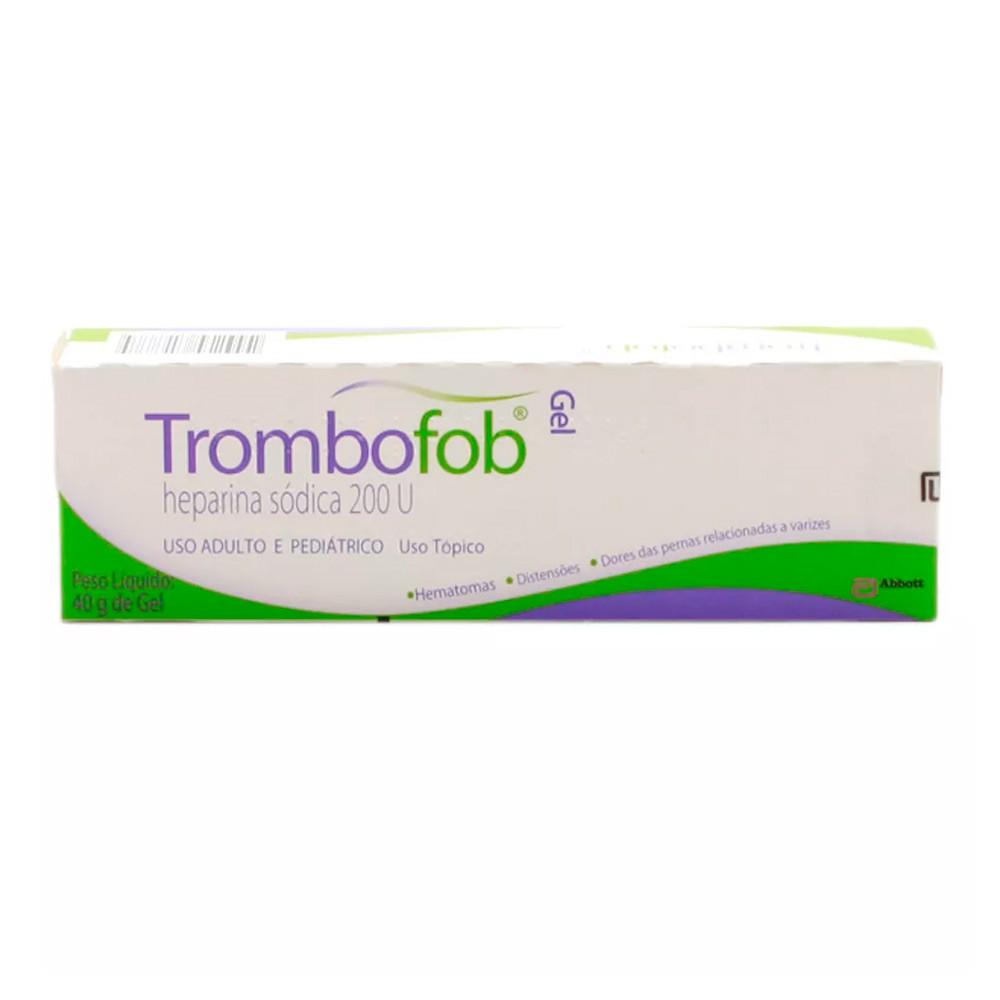 Trombofob gel