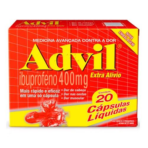 Advil 400mg