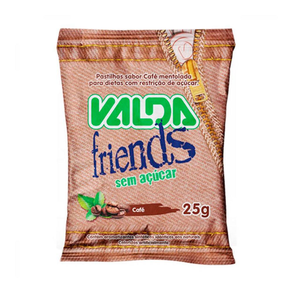 Pastilha Valda friends café