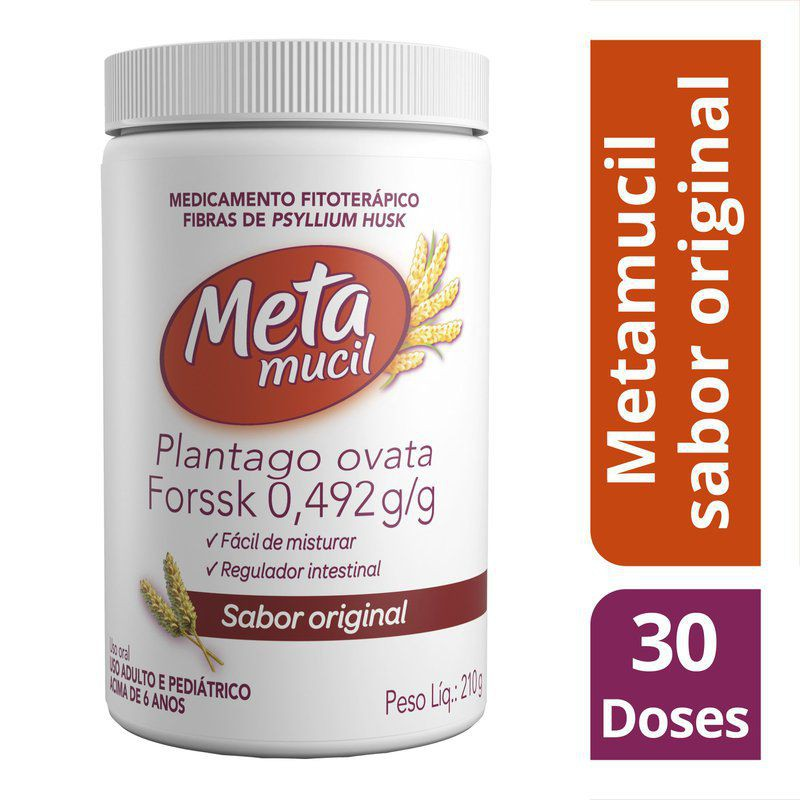 Regulador intestinal sabor original