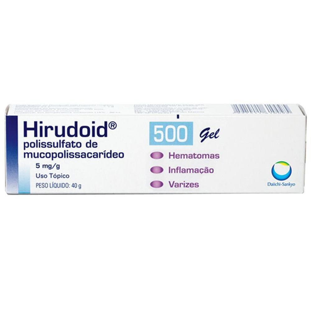 Hirudoid 500 gel