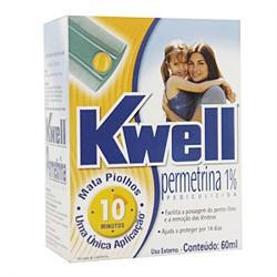 Loção Kwell Aspen Pharma 60ml
