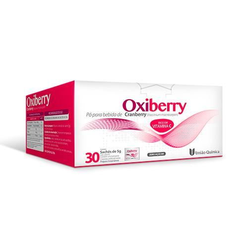 Oxiberry 5g União Química 30 Sachês