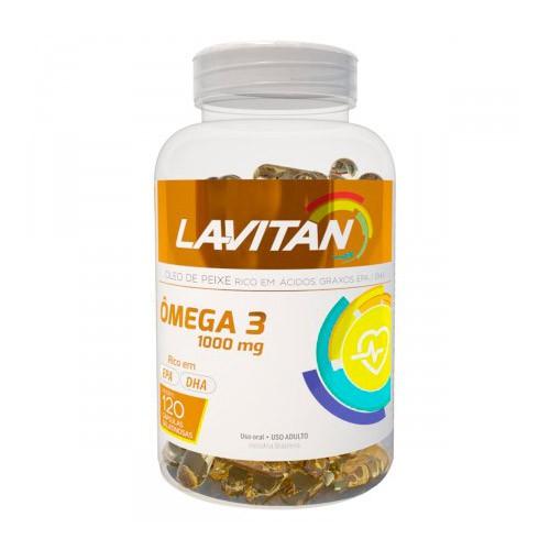 Suplemento Lavitan Ômega 3