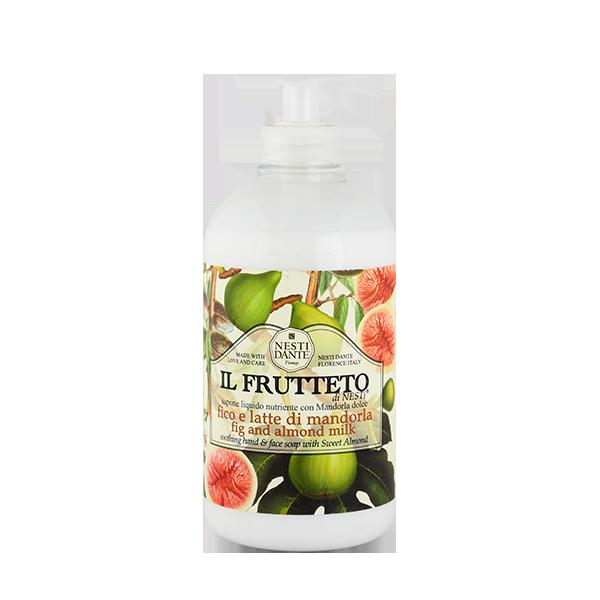 Jabón líquido vegetal higo y leche de almendra 500 ml