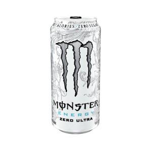 Energy zero ultra white