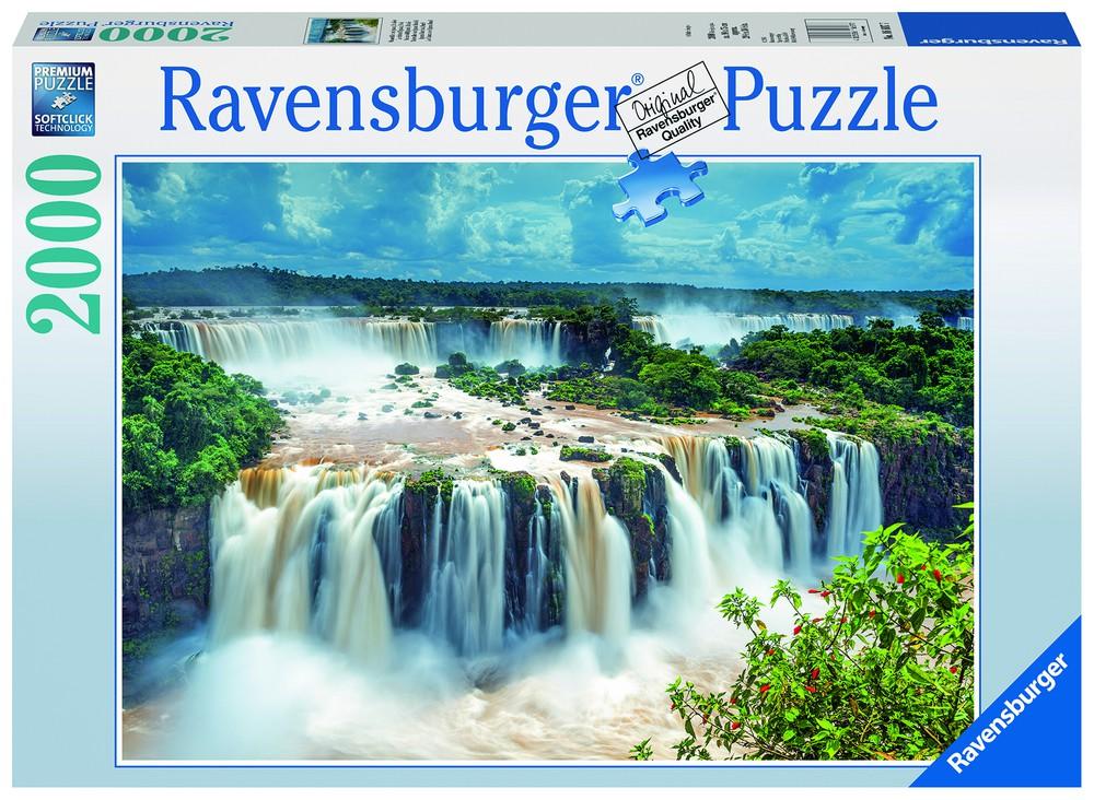 Puzzle cascada - 2000 piezas