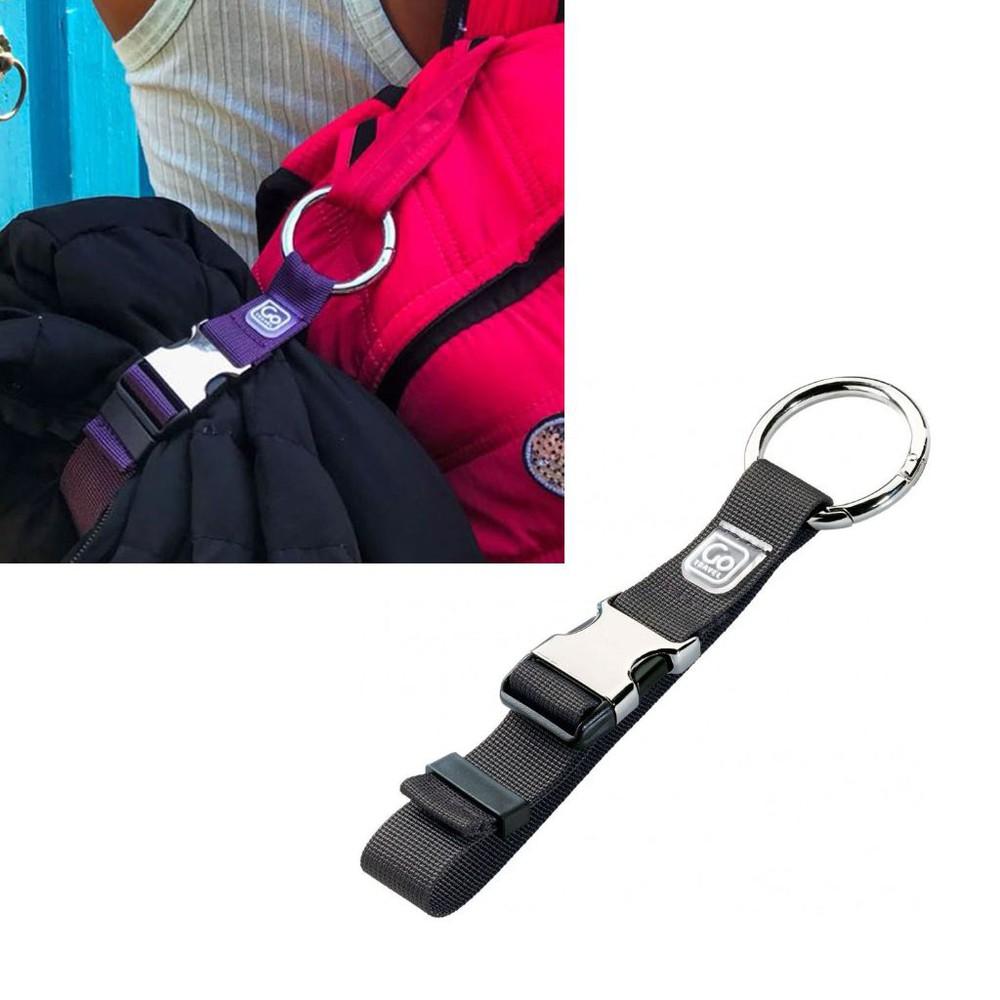 Clip sujetador gris Tamaño del producto cerrado: 5 x 18.5 x 1,6 cms.