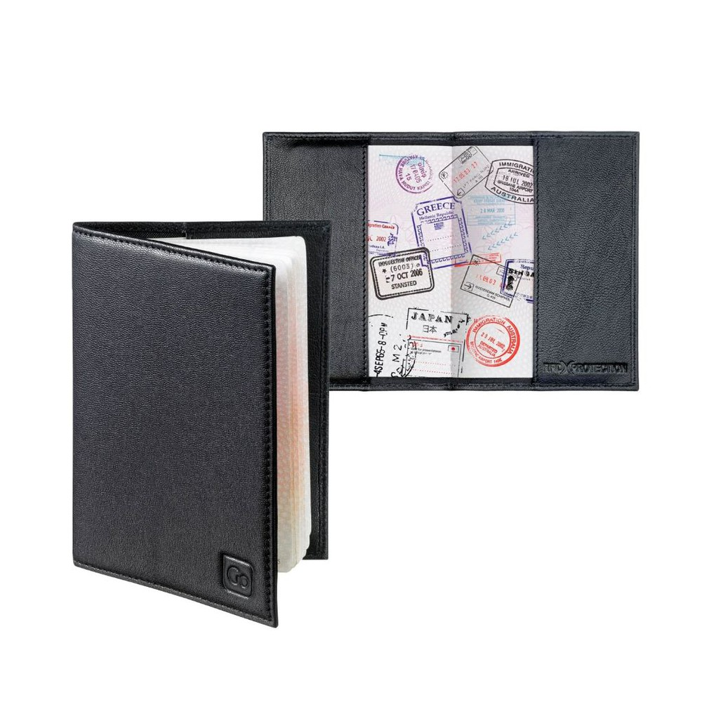 Porta pasaporte RFID GT672