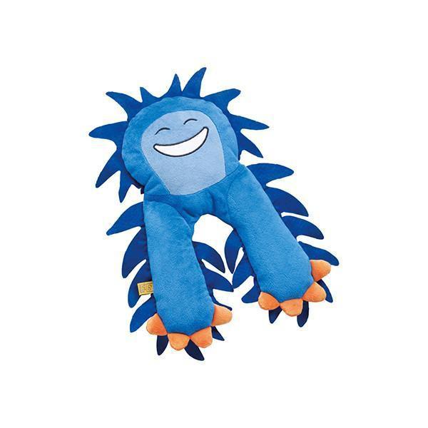 Almohada monster azul