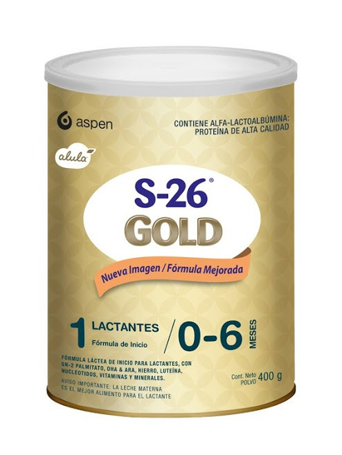 S-26 gold etapa 1