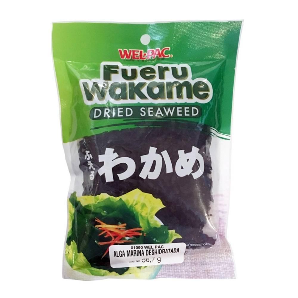 Fueru Wakame Empaque 56 g