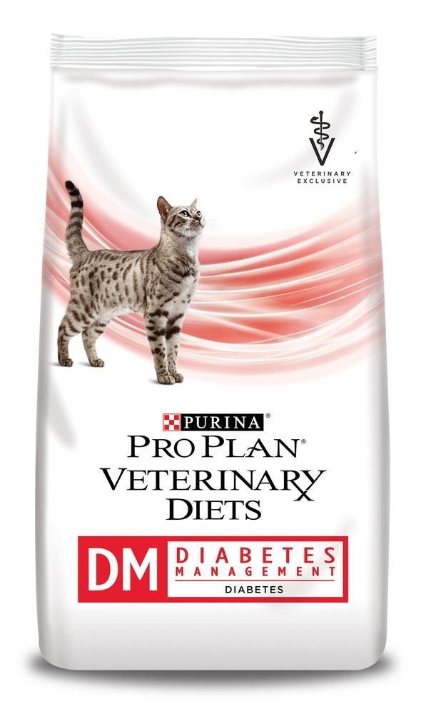 Feline diets diabetes management