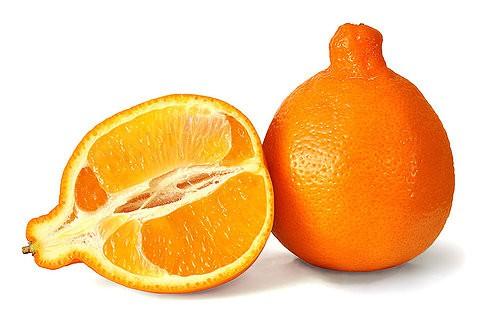 Naranja tangelo institucional