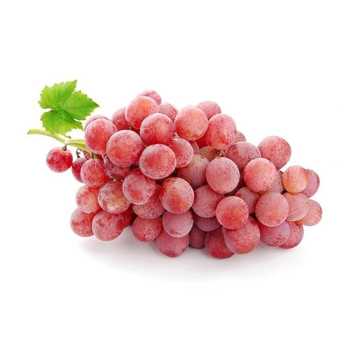 Uva roja importada