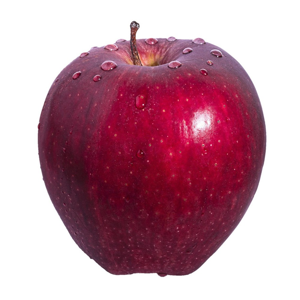 Manzana roja institucional