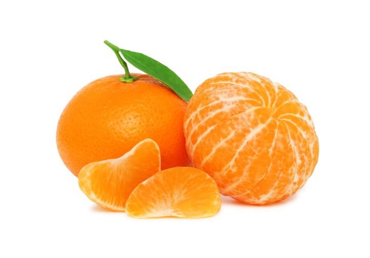Mandarina reina institucional