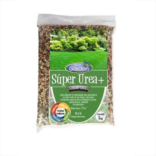 Fertilizante Super Urea 1Kg Bolsa 1 Kg