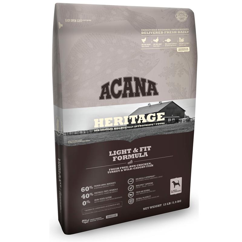 Heritage light & fit formula 2 kl