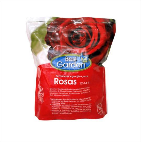 Fertilizante para rosas Bolsa 1 Kg
