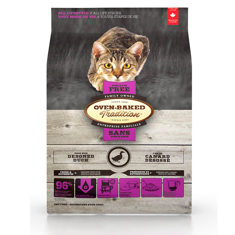 Gf chicken cat food all life stages