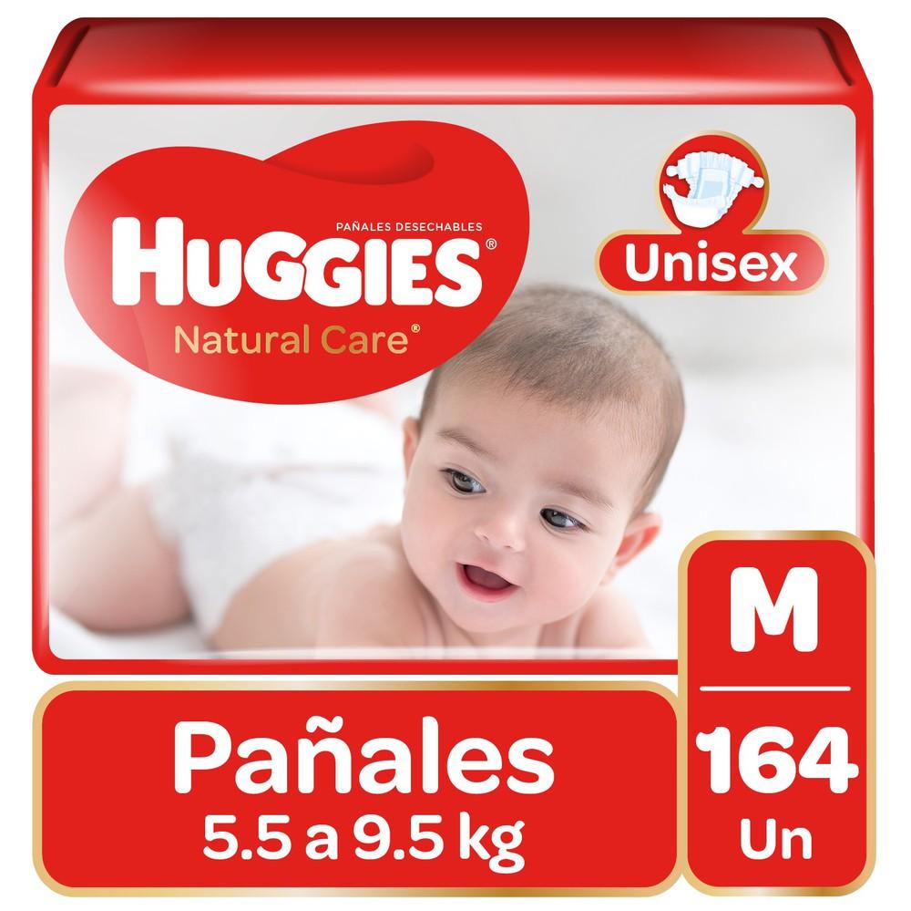 Pañales Natural Care Unisex talla M