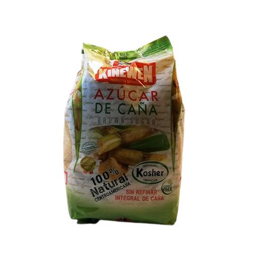 Azúcar de caña Bolsa 1 kg