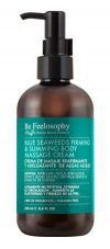 Crema de masaje reafirmante y adelgazante blue seaweeds 250 ml